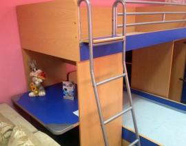 pat cu 2 nivele