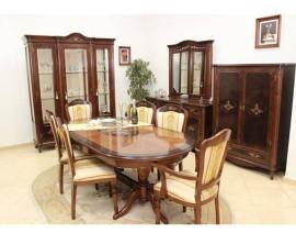sufragerie lemn larisa nuc