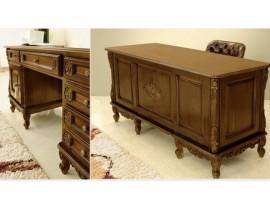 birou lemn regal nuc