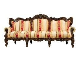 canapea 3 loc regal nuc stofa
