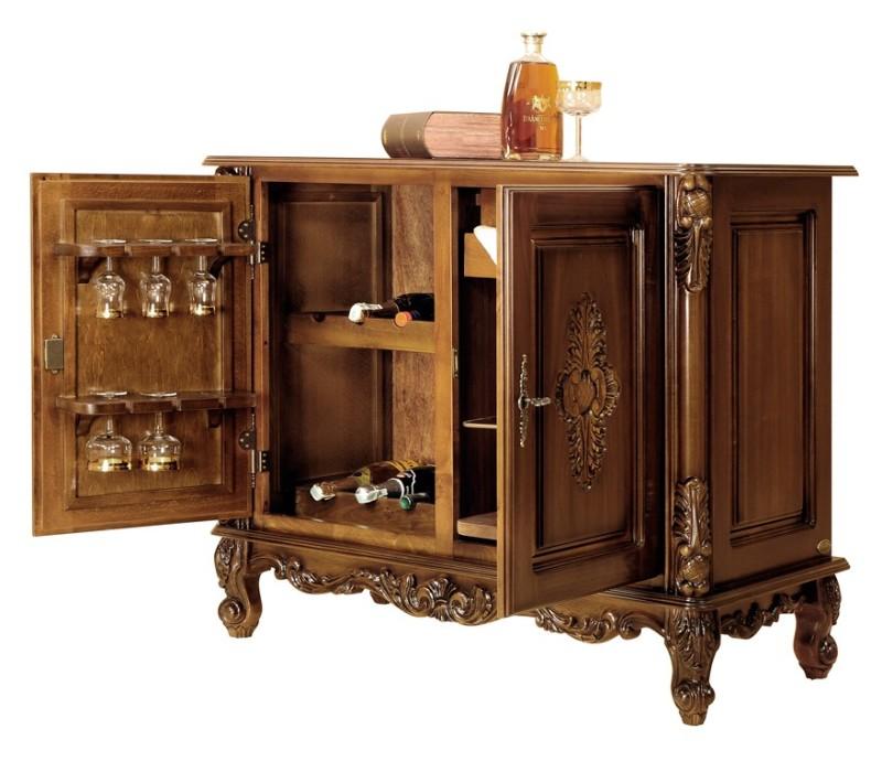 comoda bar regal nuc vilana. Black Bedroom Furniture Sets. Home Design Ideas